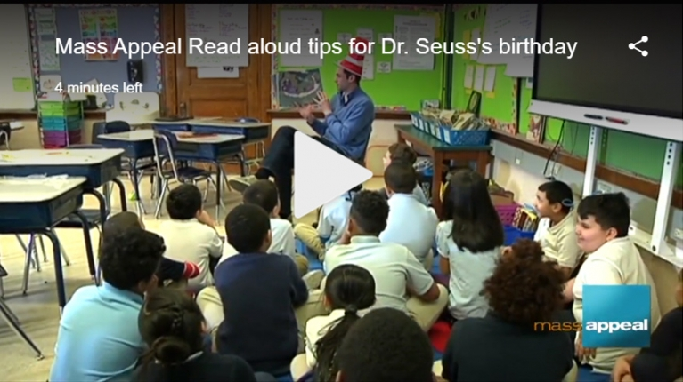 Read aloud tips for Dr. Seuss's birthday