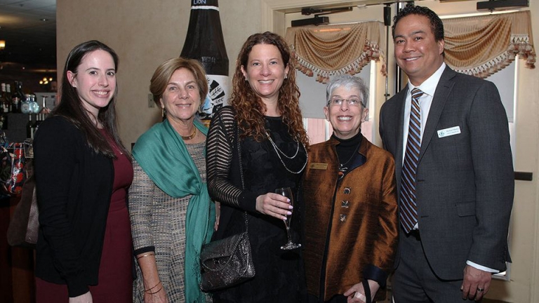 Photos: Seen@ Link to Libraries 'Night of Passion' gala in Holyoke
