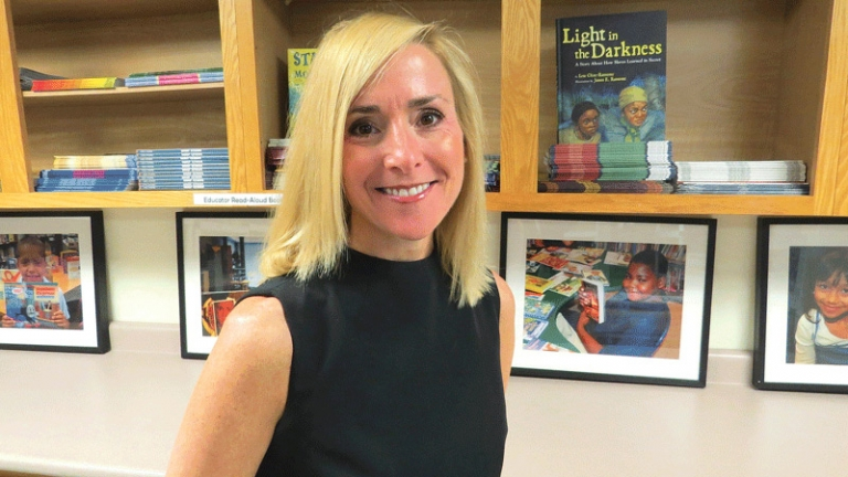 Laurie Flynn Named President and CEO at Link to Libraries